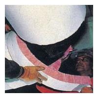 美国欧文斯科宁W38白色贴面红色玻璃棉