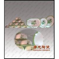 商务礼品餐具 陶瓷日用品餐具 陶瓷餐具生产厂家