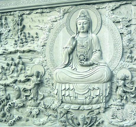 湖北武汉浮雕,石狮子,麒麟图片