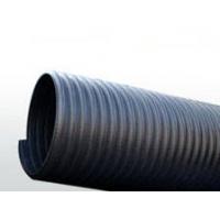 颐通PE钢带增强螺旋波纹管