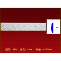 PU线条/欧式线条/平板线/镜框线/非石膏线条OI08