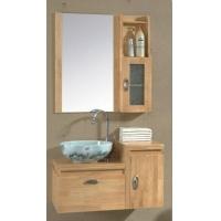 成都佳美家卫浴橡木浴室柜-6001