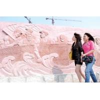 红砂岩浮雕,砂岩浮雕制作,黄沙岩浮雕