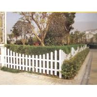 鄂州PVC花园护栏0573-85555555 嘉兴围仪护栏