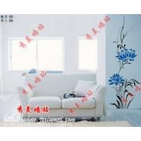 海蓝之星/经典电视背景/秀美墙贴/卧室/客厅/南昌墙贴