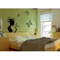 简约之美 新品 女孩◆秀美墙贴◆涂鸦/墙纸/现代人生/