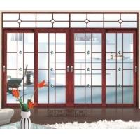 佛山吉瑞雅玻璃生态门、强化生态门、铝合金生态门