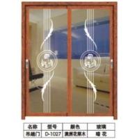 佛山吉瑞雅玻璃铝合金门、铝合金生态门