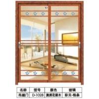 佛山吉瑞雅玻璃铝合金门、铝合吊趟门