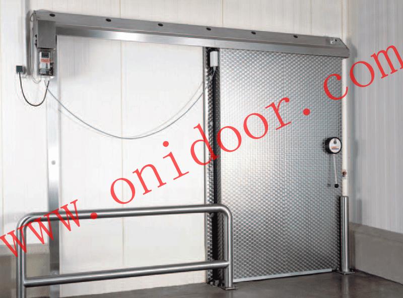 防撞门、防撞自由门、欧妮特电动冷库门