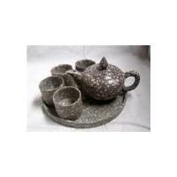 供应麦饭石茶具、麦饭石饮水机、麦饭石杯子