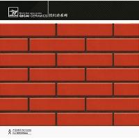 铁红厚砖6*24