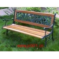 瑞佳铁木公园椅