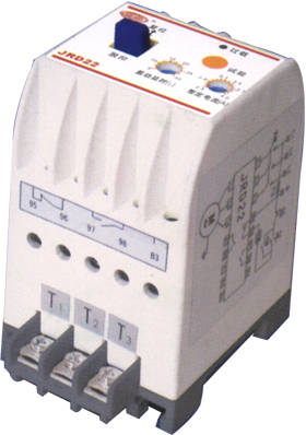 jrd22型电动机综合保护器