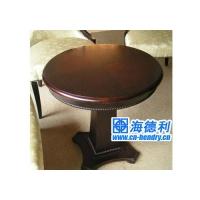 实木西餐桌|实木西餐台|木制西餐桌|西餐厅家具