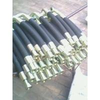 高压钢丝缠绕胶管低压夹布胶管高低压胶管总成