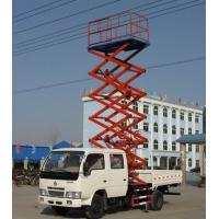 厂家直销多种车载式升降机,导轨式升降机,剪叉式升降机,安全稳