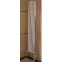 钢制椭圆管双搭型散热器