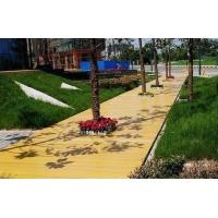 供应新疆塑木地板、乌鲁木齐塑木地板、花箱、花盆