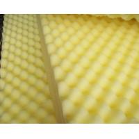彩色吸音棉,鸡蛋棉,波浪棉(黄色)