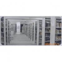 恒昌档案装备-图书馆书架-普通型书架