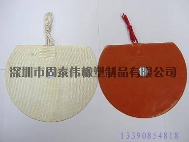 供應硅膠發熱盤-- 硅膠發熱片