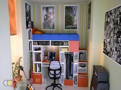 节省空间家具设计让空间利用更紧凑