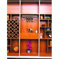 书柜和酒柜|欧宝尼整体衣柜