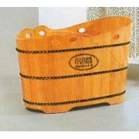 川浴木桶-三孔桶