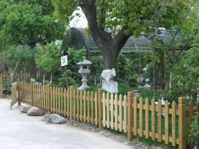 台州防腐木 户外木 庭院围栏—防腐木