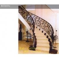 低价销售各式铁艺扶手北京地区上门安装施工