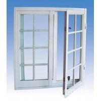 彩鋁組合防盜窗