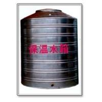 不锈钢圆柱形保温水塔