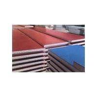 供应优质彩钢板、彩钢夹芯板