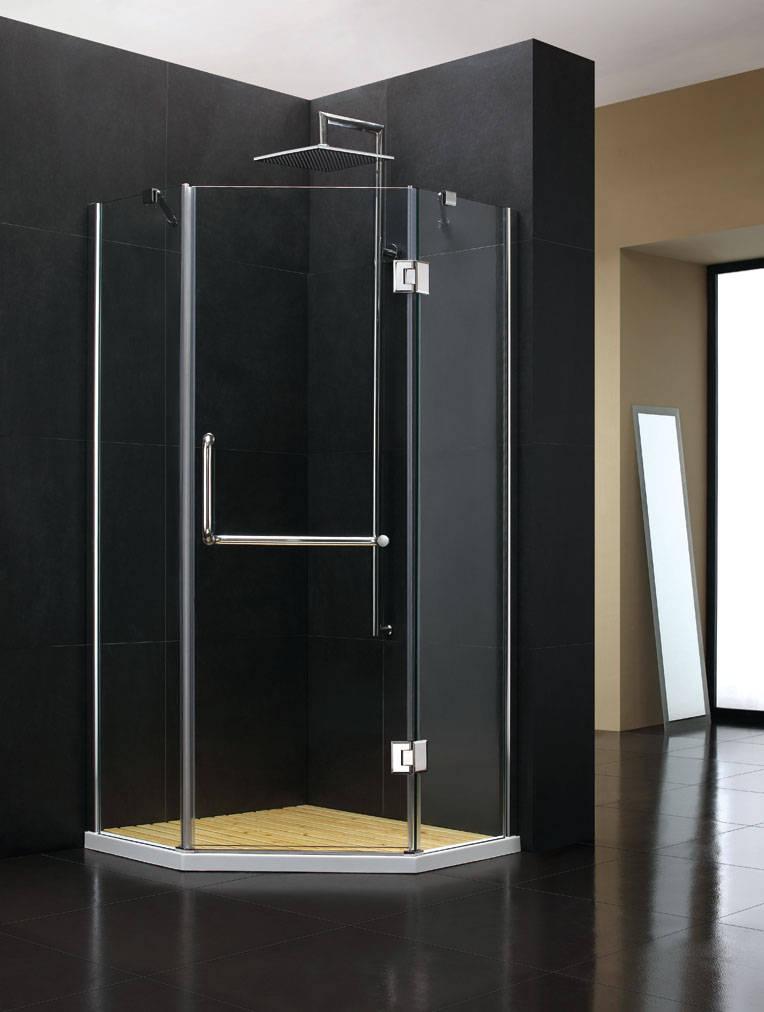 钻石形淋浴房产品图片