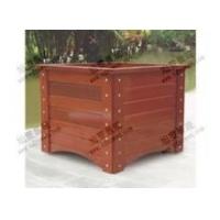 防腐木廊架、防腐木凉亭、防腐木花箱