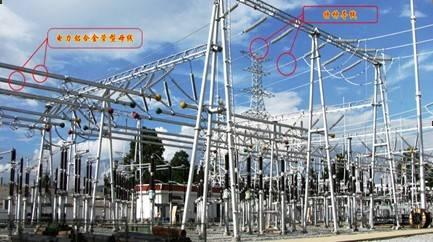 220kv发电站主接线图