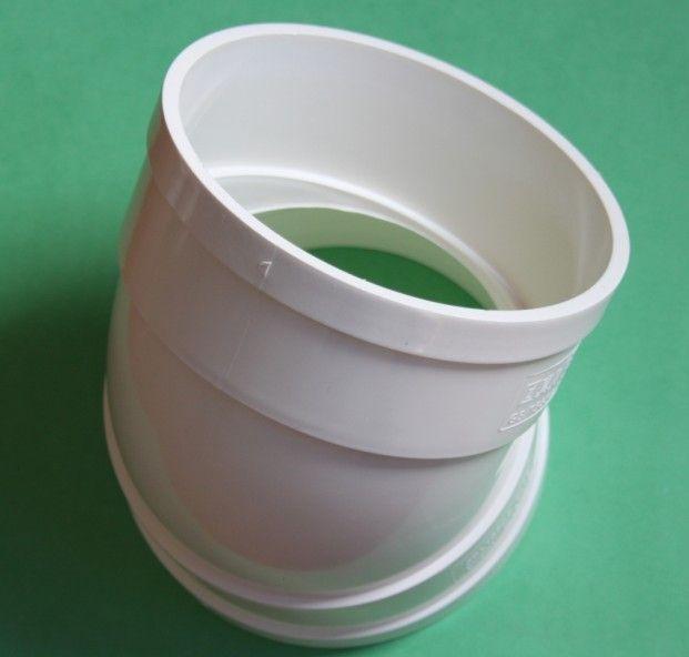 供应真财牌国标PVC管件 45度弯头 50mm