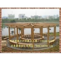 济南豪家园防腐木