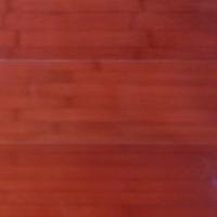康盛竹地板-浅黄直芯散节高光耐磨