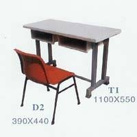 学校课桌学校餐桌公共场所桌椅