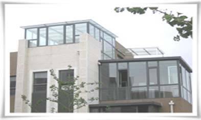 不锈钢门窗 铝合金门窗 塑钢门窗 无框阳台 防护网