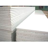 现在厂房应用最多的隔墙装修材料,泡沫彩钢板!