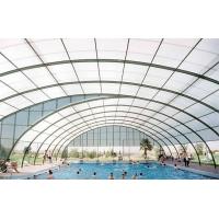 露天大棚游泳池耐力板阳光板