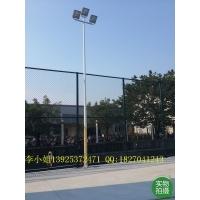 篮球场灯柱- 球场灯柱、篮球场灯柱、灯柱规格