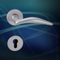 豪华铝门锁