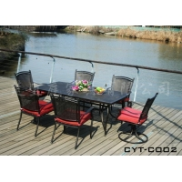 供应户外休闲铁艺桌椅,园林家具,庭院休闲桌椅