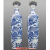 景德镇花瓶  青花瓷大花瓶