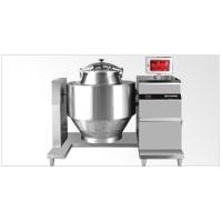 电磁海鲜蒸柜/可倾式电磁压力锅