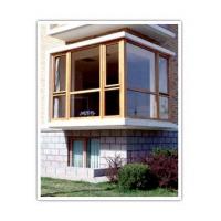 派森不断桥型木铝复合窗